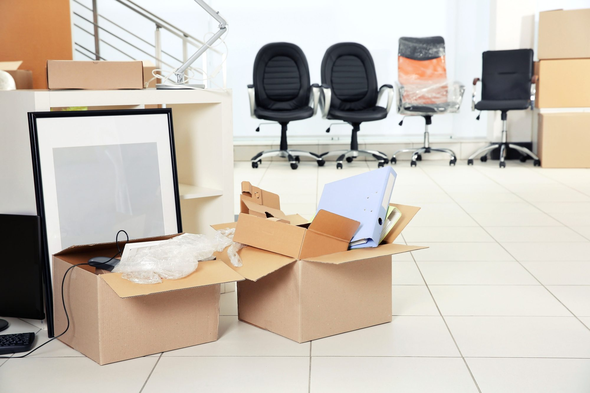 Office Movers move Furniture