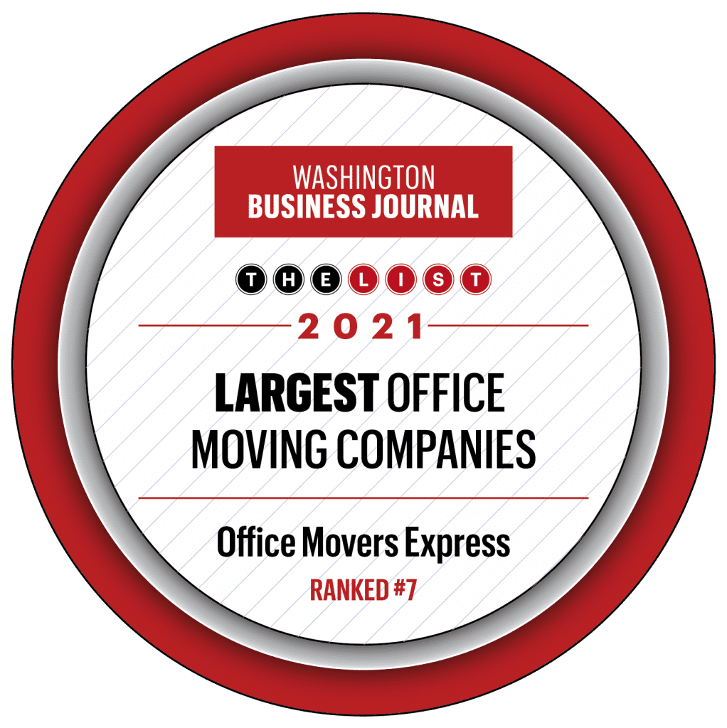 largest Office Moving Companies